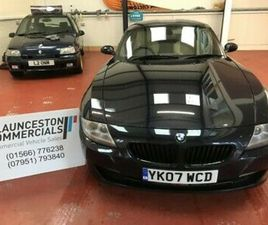 BMW Z4 SI SPORT COUPE - STUNNING CAR - REAL HEAD TURNER