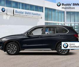 2018 BMW X5 XDRIVE35I - CERTIFIED - $309 B/W