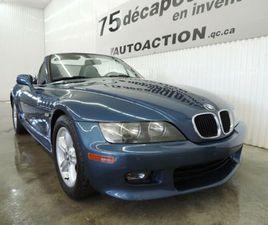2000 BMW SÉRIE Z3 2.3I M-PACKAGE DÉCAPOTABLE - MANUELLE | CARS & TRUCKS | DRUMMONDVILLE |