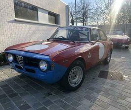 ALFA GT VELOCE 1600 BRIEVENBUS