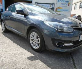 RENAULT MEGANE, COUPE LIMITED EDITION 2016 FOR SALE IN CORK FOR €11,950 ON DONEDEAL