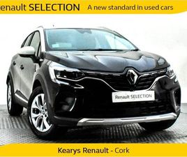 RENAULT CAPTUR ICONIC TCE 130 AUTO FOR SALE IN CORK FOR €26,490 ON DONEDEAL