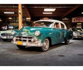1953 CHEVROLET 210 SEDAN 235 CI MOOIE PATINA HARDE CRUISER
