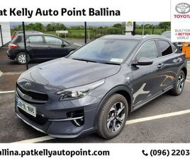 KIA XCEED 1.0 K2 5DR FOR SALE IN MAYO FOR €22,995 ON DONEDEAL