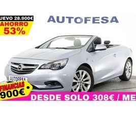 OPEL CABRIO CASCADA 1.4 140CV EXCELLENCE 2P AUTO #BLUETOOTH, PARKTRONIC, NAVY DESCAPOTABLE