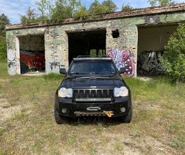 JEEP GRAND CHEROKEE S-LIMITED OFF ROAD MIELNO • OLX.PL