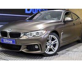 BMW SERIE 4 425DA GRAN COUPÉ DEPORTIVO O COUPÉ DE SEGUNDA MANO EN BURGOS | AUTOCASION