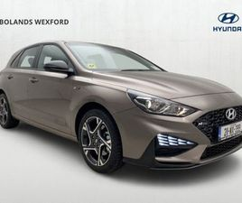 HYUNDAI I30 PETROL DELUXE NLINE 5DR FOR SALE IN WEXFORD FOR €23,995 ON DONEDEAL