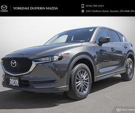 USED 2019 MAZDA CX-5 GX FWD AT ONE OWNER!