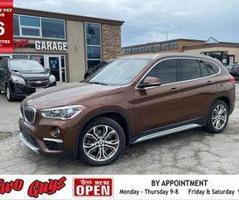 USED 2017 BMW X1 AWD 4DR XDRIVE28I LEATHER NAVIGATION