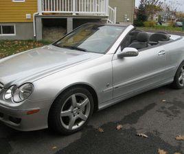 MERCEDES CABRIOLET CLK 350 ,2007 ,TOUT EQUIPÉES ,AIR ,TS SERVOS, | CARS & TRUCKS | WEST IS