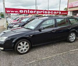 FORD MONDEO ESTATE, 2007 FOR SALE IN LIMERICK FOR €1,150 ON DONEDEAL