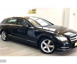 MERCEDES CLS CLS SHOOTING BRAKE 250CDI BE AUT.