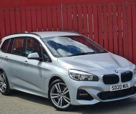 2020 BMW 2 SERIES 1.5 218I M SPORT (138BHP) GRAN TOURER 5D DCT - £20,998