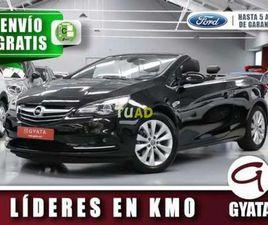 OPEL CASCADA CABRIO 1.6T S&S EXCELLENCE AUT. ;18