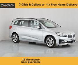 BMW 2 SERIES 220D XDRIVE LUXURY STEP AUTO 2.0 5DR