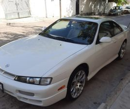 NISSAN 240 SX 2.4 LE DEPORTIVO AA PIEL AT