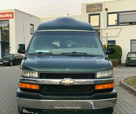 CHEVROLET CHEVROLET EXPRESS 5.3L AWD GMT LE HIGH TOP...