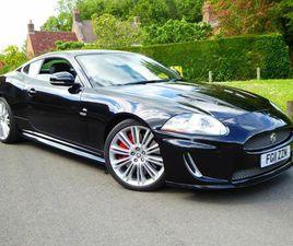 2011 JAGUAR XKR 5.0 S/C COUPE AUTO - £27,500