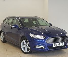 USED 2018 (18) FORD MONDEO 2.0 TDCI 180 TITANIUM 5DR POWERSHIFT IN DUMFRIES