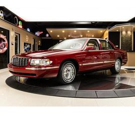 FOR SALE: 1998 CADILLAC DEVILLE IN PLYMOUTH, MICHIGAN