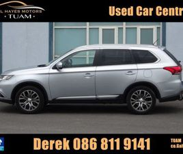 MITSUBISHI OUTLANDER 2.2 DI-D GX3 4WD 148 FOR SALE IN GALWAY FOR €23,500 ON DONEDEAL