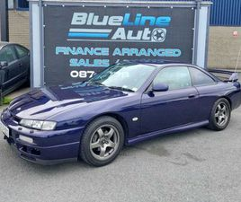 NISSAN 200SX S14 BIG SPEC 400BHP FOR SALE IN DUBLIN FOR €25,000 ON DONEDEAL