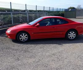 PEUGEOT 406 COUPE HDI FOR SALE IN CARLOW FOR €3,900 ON DONEDEAL
