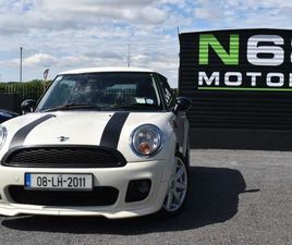 MINI ONE ME32 1.4P 3DR HATCHBACK FOR SALE IN CLARE FOR €4,495 ON DONEDEAL