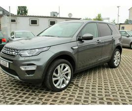 LAND ROVER DISCOVERY SPORT HSE LUXURY 2,2D/AUT/TOP-VOLL