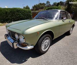ALFA ROMEO GTV 2000 COUPÉ BERTONE