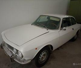 ALFA ROMEO 2000 GT VELOCE