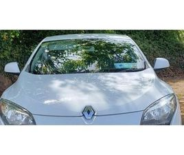 RENAULT MEGANE NEW NCT & 9 MONTHS TAX