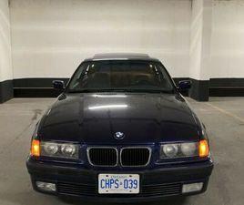1997 BMW SERIES 3   CARS & TRUCKS   MARKHAM / YORK REGION   KIJIJI