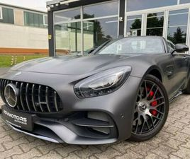 MERCEDES-BENZ AMG GT C ROADSTER AMG //EDITION 50//1 OF 500//
