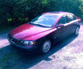 2003 VOLVO S60 2.4   CARS & TRUCKS   SAINT-JEAN-SUR-RICHELIEU   KIJIJI