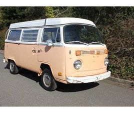 LOT 140-1974 VOLKSWAGEN TYPE 2 WESTFALIA LUCKY COLLECTOR CAR AUCTION
