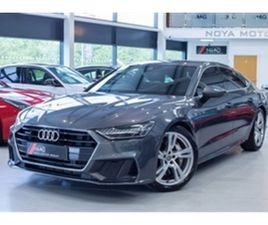 USED 2018 AUDI A7 3.0 SPORTBACK TFSI QUATTRO S LINE 5D 336 BHP HATCHBACK 22,854 MILES IN G