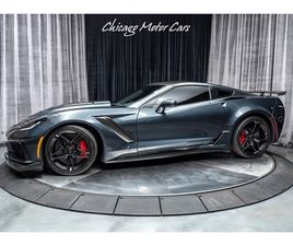 2019 CHEVROLET CORVETTE ZR1 COUPE 1250HP! LOW MILES! TASTEFULLY UPGRADED!