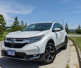 2019 HONDA CR-V TOURING | CARS & TRUCKS | ST. CATHARINES | KIJIJI