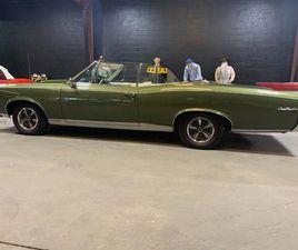 FOR SALE: 1967 PONTIAC GTO IN SARASOTA, FLORIDA