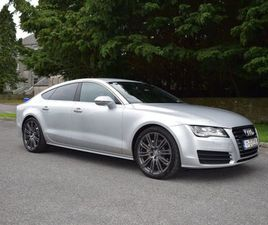 AUDI A7 3.0TDI 245 QUATTRO S-T SE 5DR, 2011 FOR SALE IN GALWAY FOR €13,950 ON DONEDEAL