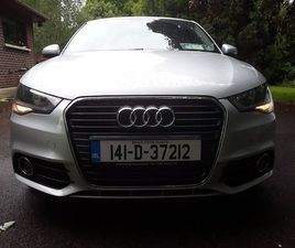 141 AUDI A1 SPORTBACK 1.6TDI 104BHP 5DR FOR SALE IN MEATH FOR €11,450 ON DONEDEAL