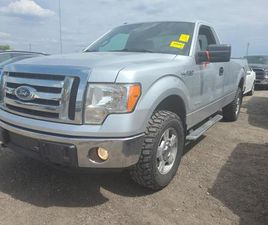 USED 2012 FORD F-150 XL 8-FT. BED 4WD COMING SOON!