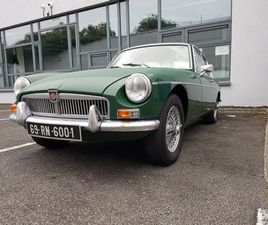 MGB GT 1.8 1969 FOR SALE IN MEATH FOR €8,750 ON DONEDEAL