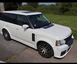RANGE ROVER VOGUE 3.6TDV8 ONYX FOR SALE IN CORK FOR €23,950 ON DONEDEAL