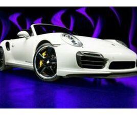 2015 PORSCHE 911 TURBO S CABRIOLET 800+HP