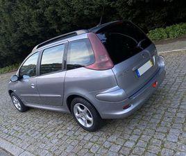 PEUGEOT 206 SW 1.4 HDI - 2004 - COMO NOVA (TIPO 207, 308 SW 306, 307)