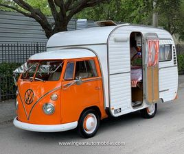 1961 VOLKSWAGEN MICROBUS TYPE 2 VW BUS EXTREMLY RARE! SEE VIDEO!