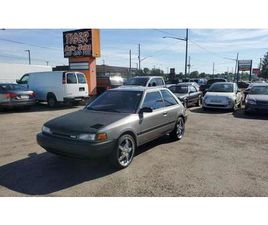 USED 1992 MAZDA 323 323**5 SPEED MANUAL*ONLY 45KMS